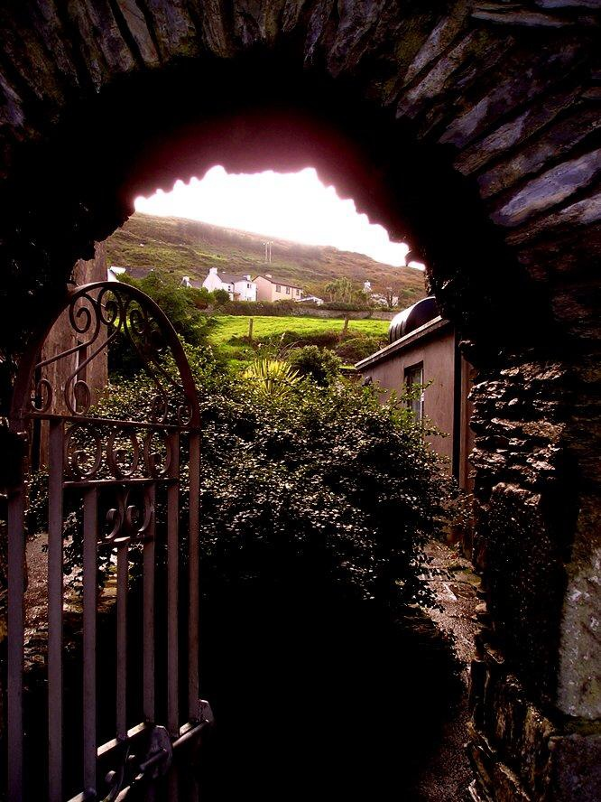 button, refreshment for the soul, Time for yourself, meditation , reflection, portal, Ireland